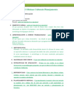 Planejamento Trimestral_Semestral Oficinas Culturais 2015[1]