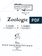G.colomb Zoologie(1905 Incomplet)