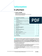 Théorie de l'information - Application à la physique-ARTICLE.pdf