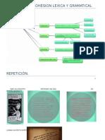 Recursos de Cohesion Lexica y Gramatical