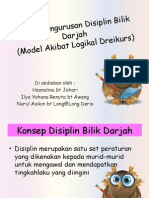 Model Pengurusan Disiplin Bilik Darjah