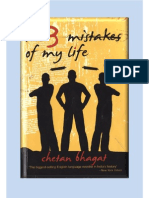 3 Mistakes of My Life