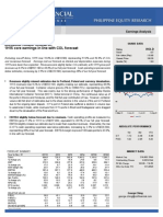 COL Financial - ICT Earnings Analysis
