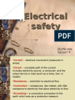 9 - Electrical Safety