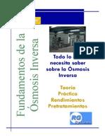 Fundamentos Sobre Osmosis