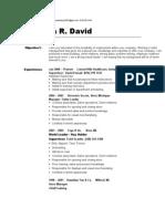 Jobswire.com Resume of mandeedavis2853