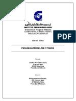 Kertas Kerja Fitness Club