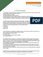 Biologia Gametogenese Embriologia