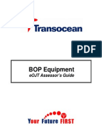 BOP Equipment Assessor Guide