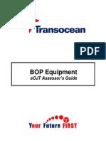 BOP Equipment Assessor Guide