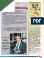 Marciano - No Era Marciano Dice Estudioso Del Fenomeno Ovni R-080 Nº042 - Reporte Ovni - Vicufo2