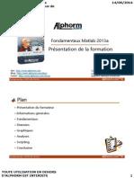 alphorm.com-support de la formation les fondamentaux de Matlab 2013 A.pdf