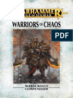 Warhammer Aos Warriors of Chaos Es