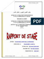 Rapport Stage Fiduciaire F-compta