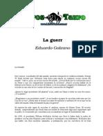 Galeano, Eduardo - La Guerra