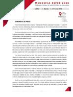 Program Forum Moldova Reper 2030-2