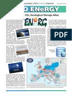 GeoEnergy Newsletter