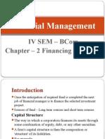 Financial Management Chapter-2
