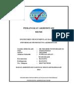 contoh INSTRUMEN AKREDITASI 2014.doc