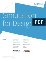 Simulation for Healthcare Facility Design