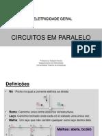 Aula 4 - Circuitos Em Paralelo - Eletricidade Geral
