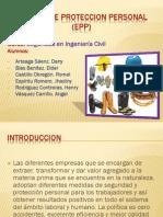 Equipos de proteccion personal - seguridad