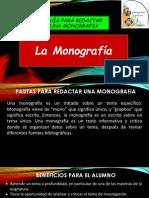 Pautas Para Elaborar La Monografia PDF