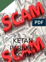 Ketan Parekh Scam Final
