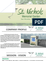 St. Nichols Presentation