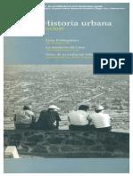 Lima Historia Urbana - Varios