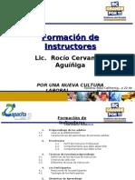 Formacion de instructores