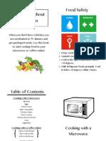 cookbooklet