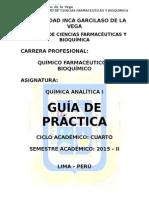 0 Guia Q. Analitica 2015 - I
