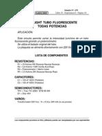 Tubo Fluorecente Variable