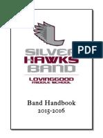 LMS Band Handbook 2015