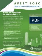 Mannafest 2010 Promotion