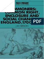 Commoners - Common Right, Enclosure and Social Change in England, 1700-1820.pdf