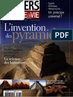 Cahiers de Science Et Vie N106 (8 Aout 2008) L'Invention Des Pyramides _Lordaeron Guiks