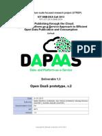 DaPaaS D1.3
