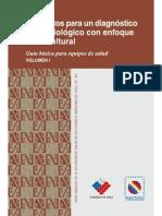 Elementos de Diagnóstico Epidemiológico Con Enfoque Socicultural_Guía Básica Para Equipos de Salu