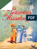 Las Senoritas de Missalonghi - Colleen McCullough