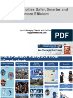 Implement Smart City Solution at no cost - June 2015