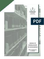 Manual de normalização TCC  2