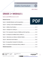 Grade 3 Math Module
