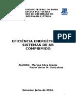 Compressores e Sistemas de Ar Comprimido