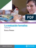 Evaluación Formativa (Malbergier, 2009)[32p]