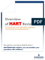 Overview of HART Revisions