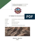 descripcion de mina cerro lindo