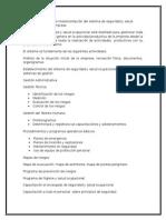 Propuesta Del Diseño e Implementación Del Sistema de Seguridad y Salud Ocupacional Para La Empresa Eggcp