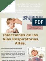 Infección de La Vias Respiratorias Altas